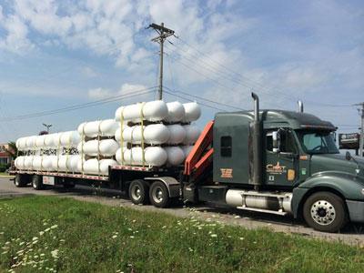 Propane Gas Storage Tanks - Advanced Propane Inc