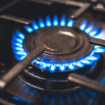 cooking with propane gas