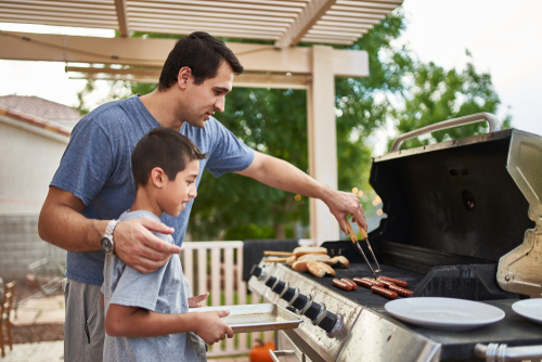 grilling safety tennessee